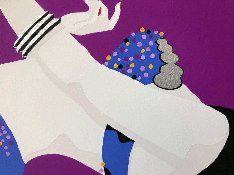 Belly Dancer II (Edition 135/150) - Pop Art Print by Bob Pardo