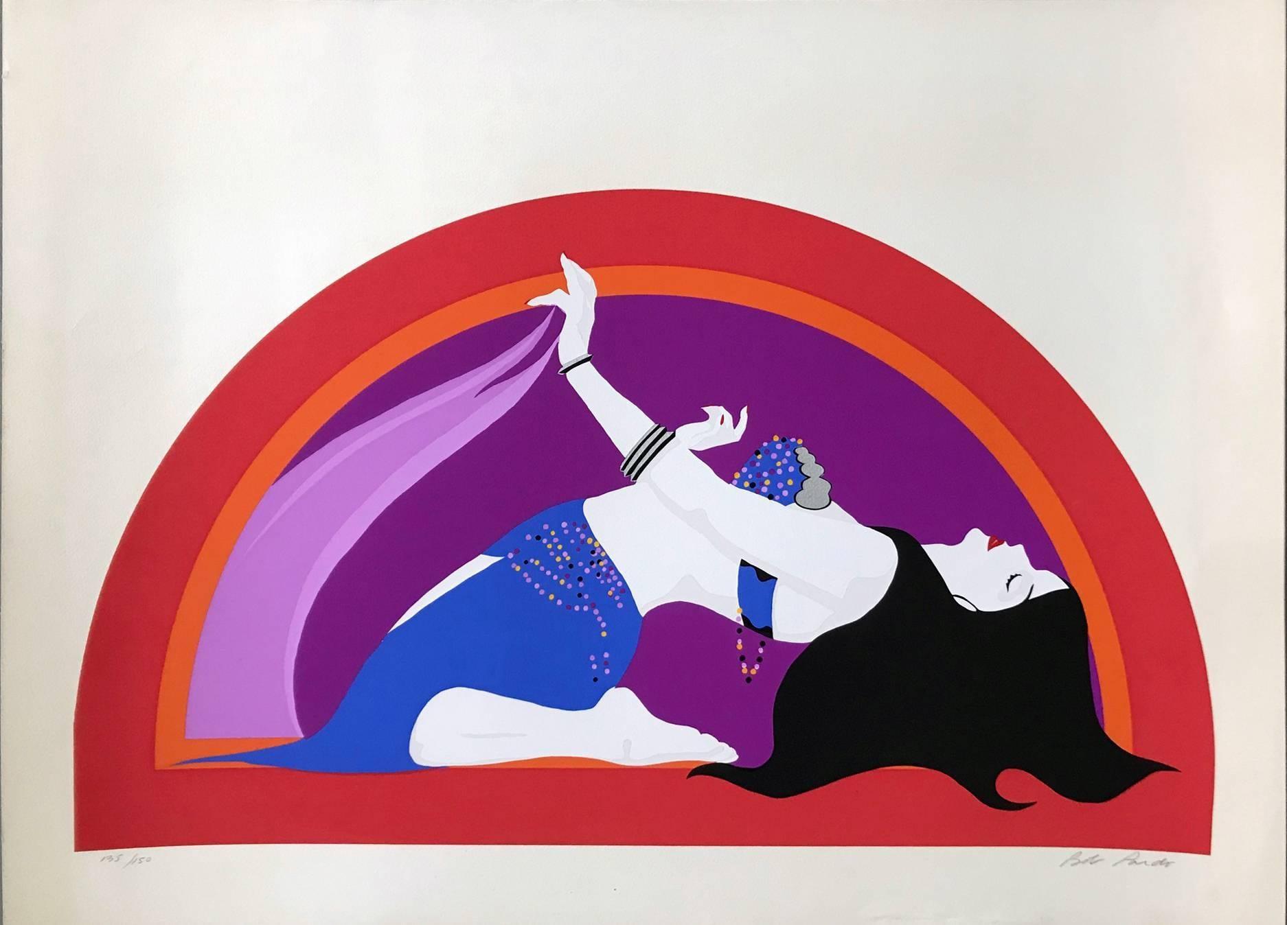 Belly Dancer II (Edition 135/150)
