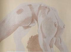 Bent over Backwards ( Artist Proof )