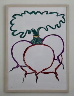 Beets Screen Print