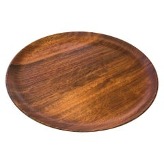Bob Stocksdale Turned Wood Art Plate Platter