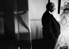 Alfred Hitchcock, 1964 - Bob Willoughby (Portrait Photography)