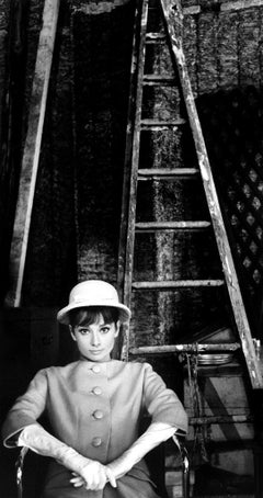 Audrey Hepburn, 1962 - Bob Willoughby (Portrait Photography)