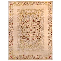 Boccara Hand Knotted Limited  Art Deco Rug Design N.16