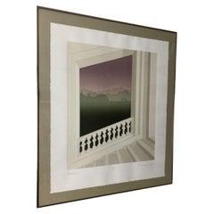 'Boccerini' Limited Edition Print by Artist Richard Davies