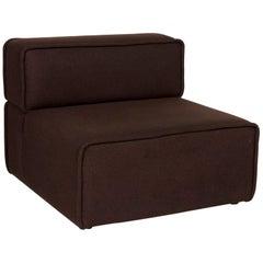 BoConcept Carmo Fabric Armchair Brown