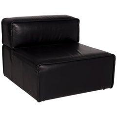 BoConcept Carmo Leather Leather Armchair Black