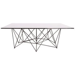 BoConcept Designer Glass Table Black Coffee Table