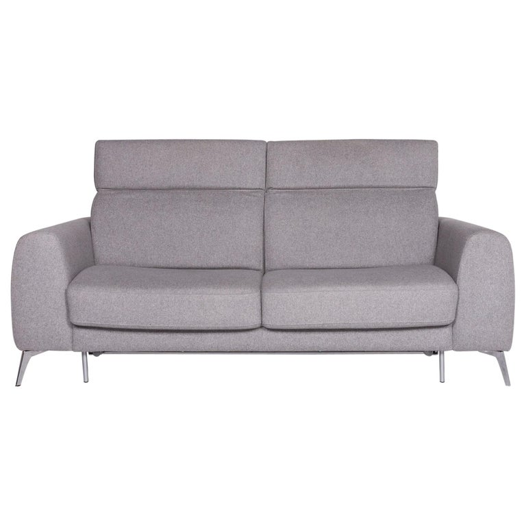 Incredible Boconcept Madison Designer Fabric Gray Feature Sofa Bed Two Seat Couch Evergreenethics Interior Chair Design Evergreenethicsorg