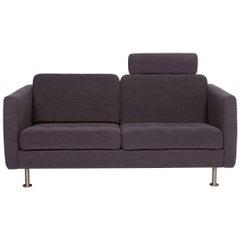 Boconcept Osaka Fabric Sofa Gray Two-Seater
