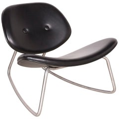 BoConcept Rock Leather Armchair Black Genuine Leather