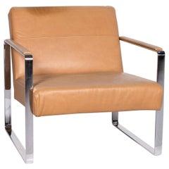 BoConcept Ross Leather Armchair Beige