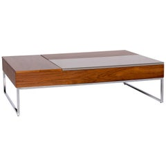 Boconcept Wood Coffee Table Function Storage Room Table