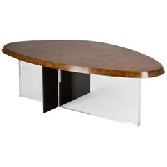 Bodega Cocktail Table by Therien Co.