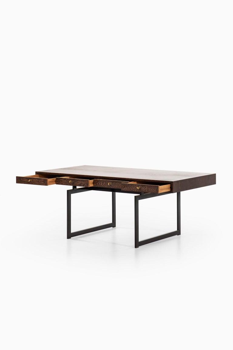 Bodil Kjær Desk Model 901 Produced by E. Pedersen & Søn in Denmark For Sale 4