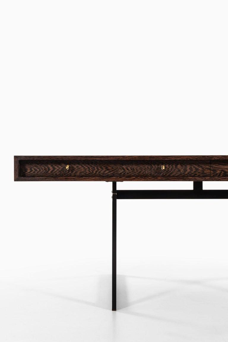 Scandinavian Modern Bodil Kjær Desk Model 901 Produced by E. Pedersen & Søn in Denmark For Sale