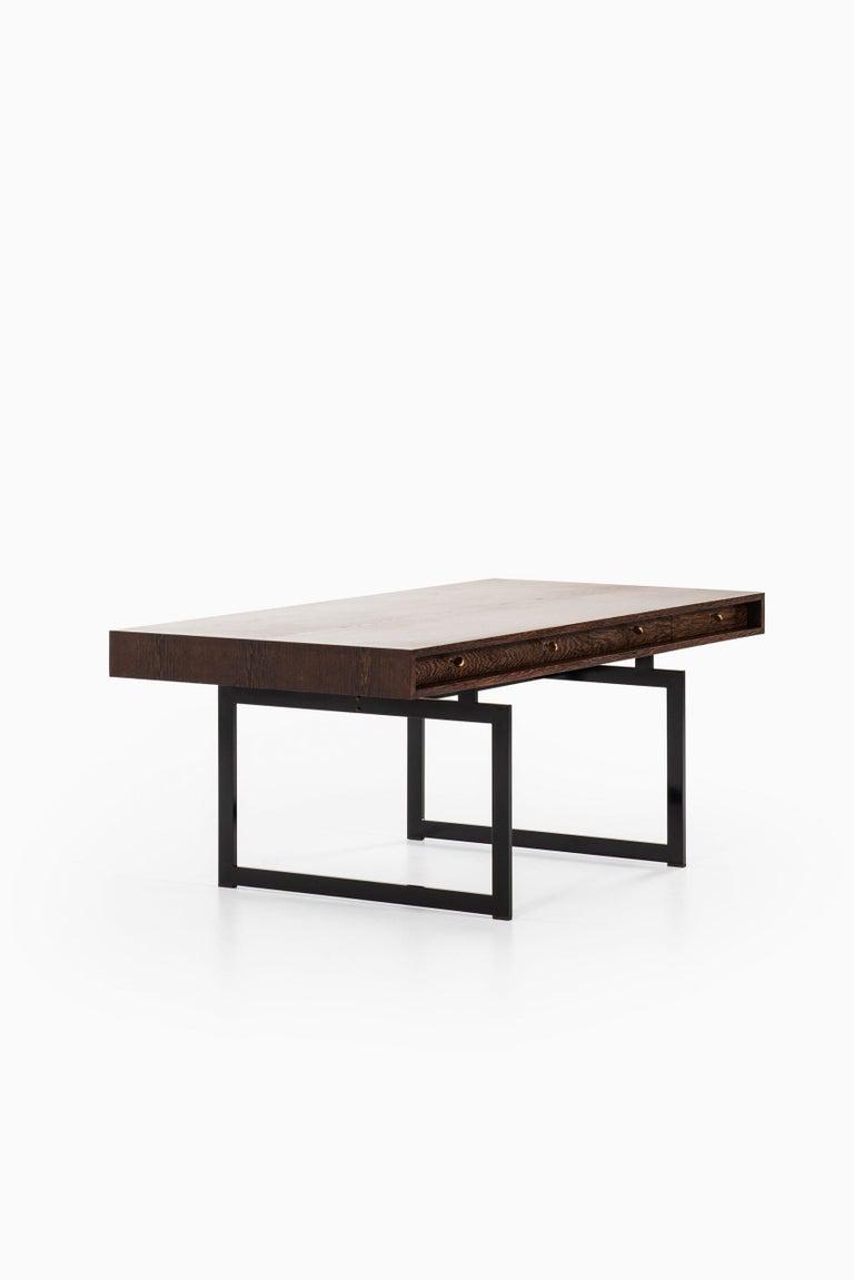 Bodil Kjær Desk Model 901 Produced by E. Pedersen & Søn in Denmark For Sale 2
