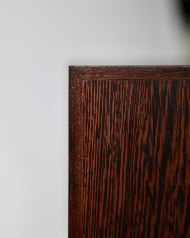 Bodil Kjær, Freestanding Sideboard with Bookshelf in Wenge, 1960s For Sale 10