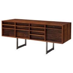 Bodil Kjaer for Pederson Freestanding Rosewood Sideboard