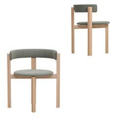 Bodil Kjær Principal Dining Wood Chair by Karakter