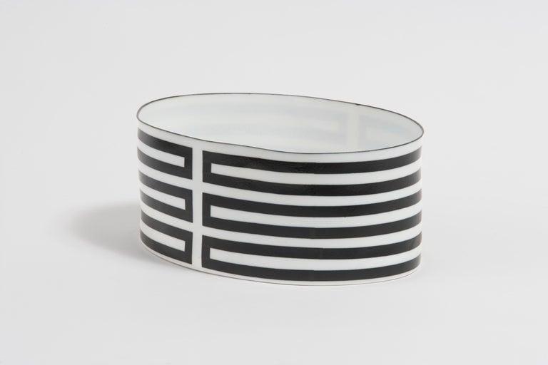 Bodil Manz Abstract Sculpture - Ceramic Vessel