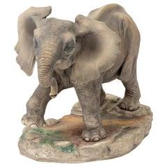 Boehm Porcelain Elephant