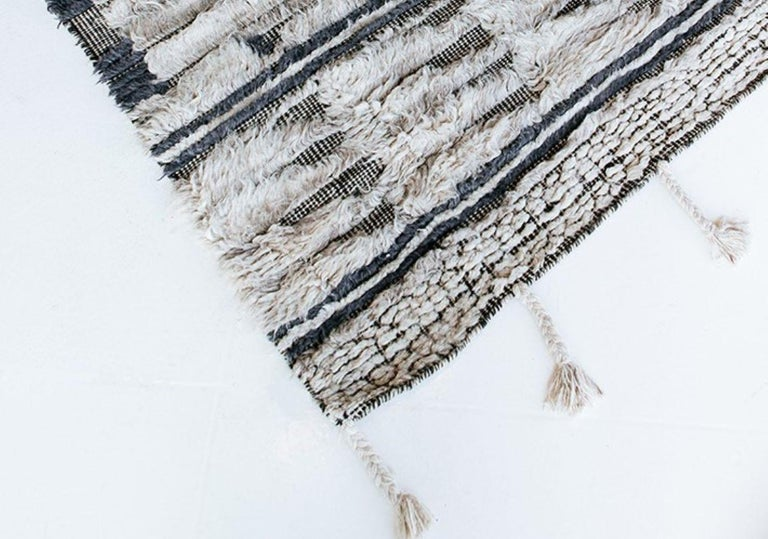 Hand-Knotted Boho Chic Collection For Sale
