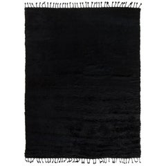 Modern and Trendy Boho Chic Rug from India. Size: 9 ft. 1 in x 12 ft.