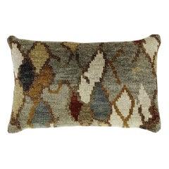 Boho Linen Pillow