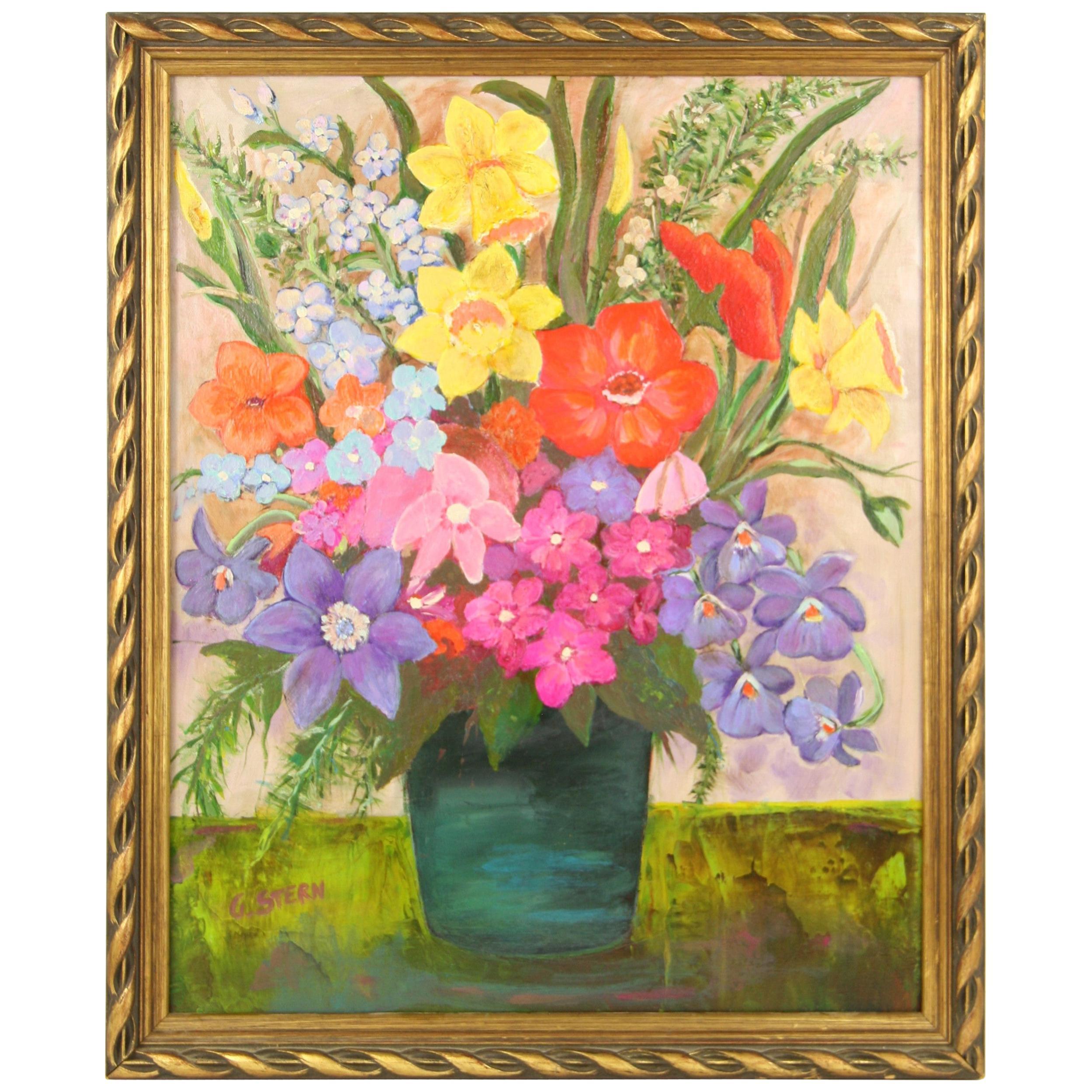 Bold Still Life Painting