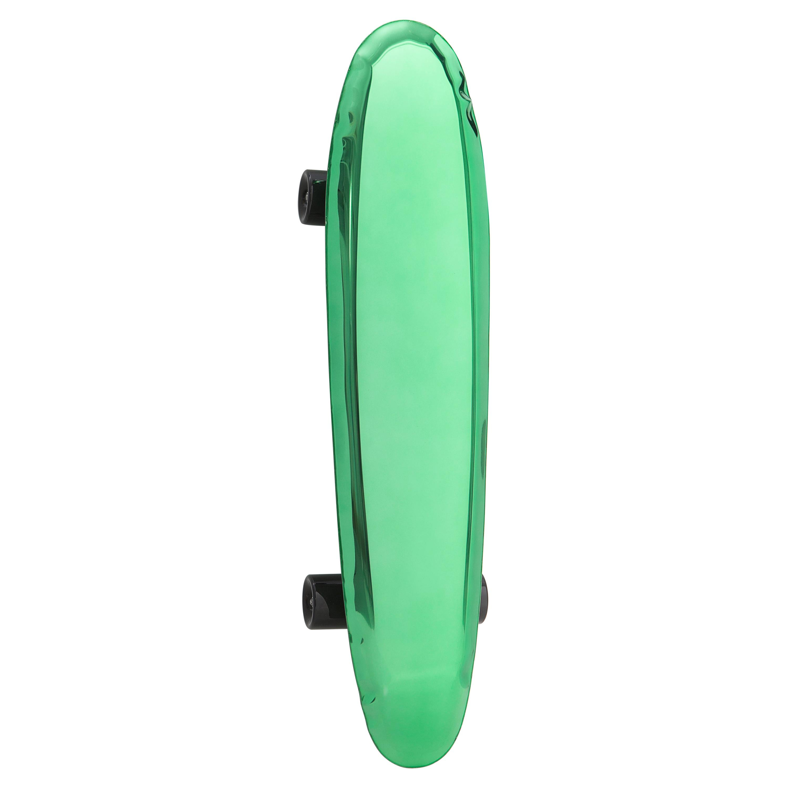 'Bolid' Green Skateboard by Zieta, Collectible Object