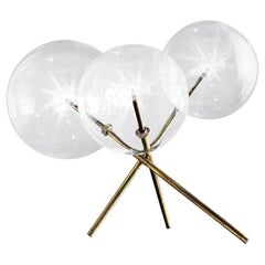 """""""Bolle Three"""" - Table Lamp by Massimo Castagna for Gallotti & Radice"""