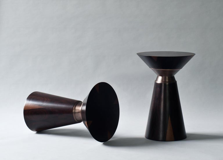 Bolo Side Table by DeMuro Das In New Condition For Sale In Geneve, CH