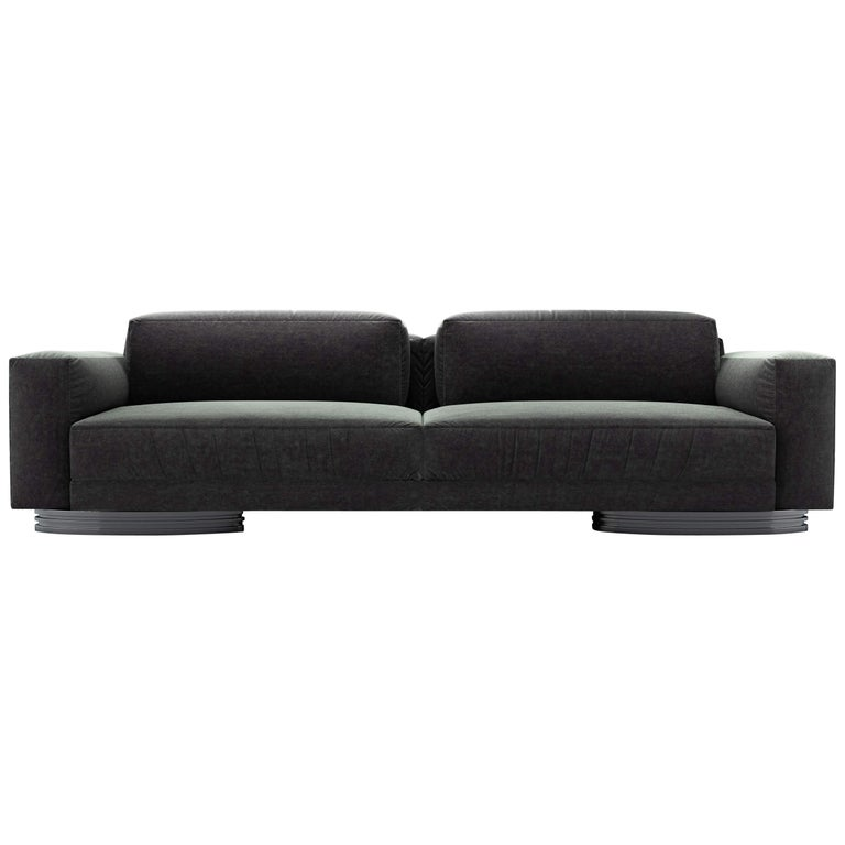 Bolsa Sofa by Ortiz Milano For Sale