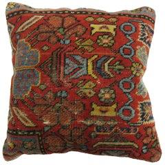 Square Persian Rug Pillow