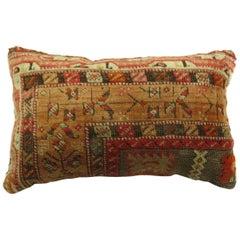 Bolster Turkish Angora Oushak Pillow
