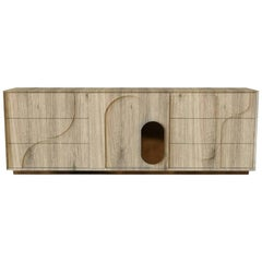 Boma Sideboard in Decape Wood