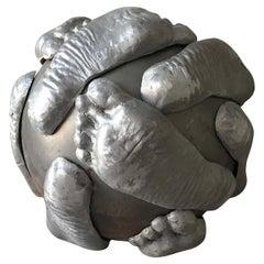 Bomb Sculpture