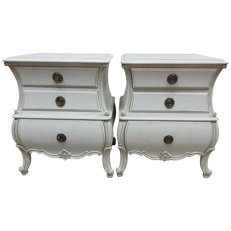 Bombay Nightstands For Sale