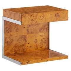 Bond Cantilevered Side Table