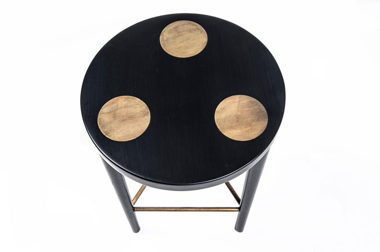 Wood Bond Cocktail Table For Sale