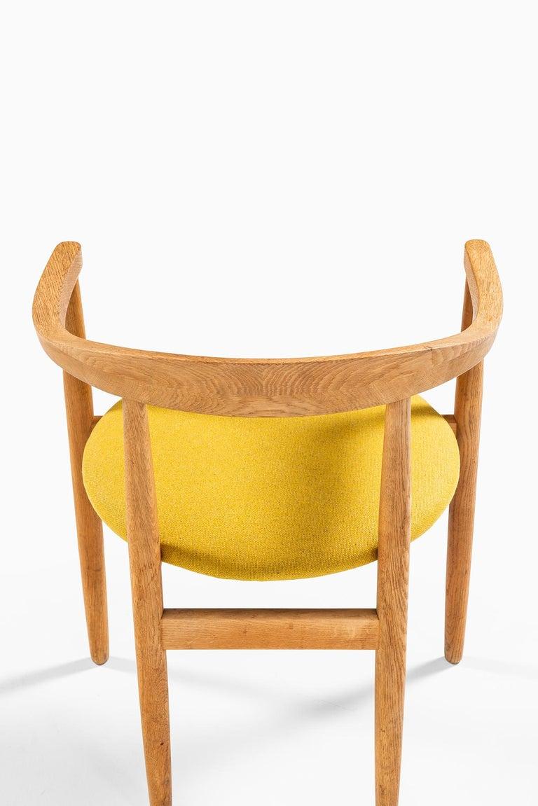 Bondo Gravesen Armchairs in Oak by Bondo Gravesen in Denmark For Sale 3