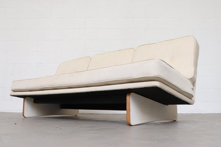 Mid-20th Century Bone Kho Liang Ie Sofa for Artifort For Sale