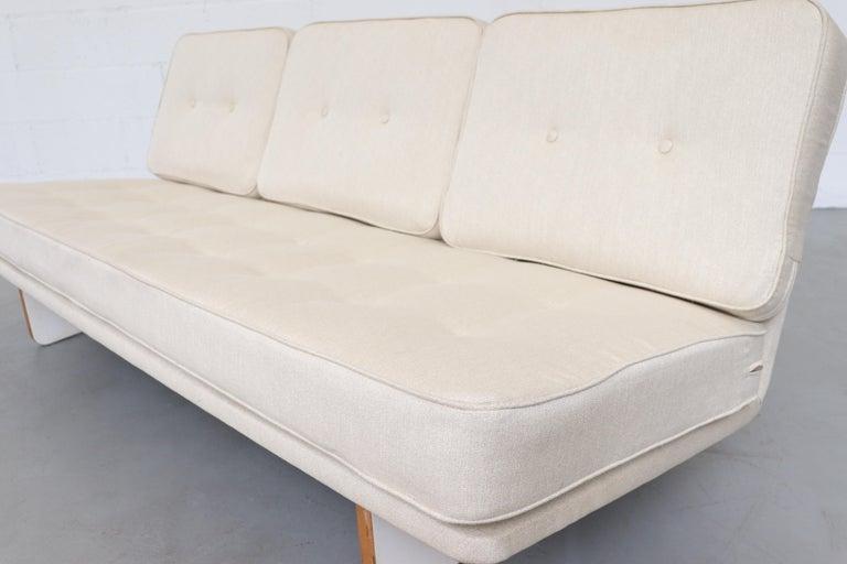 Wood Bone Kho Liang Ie Sofa for Artifort For Sale
