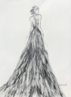 Lady in Graphite III