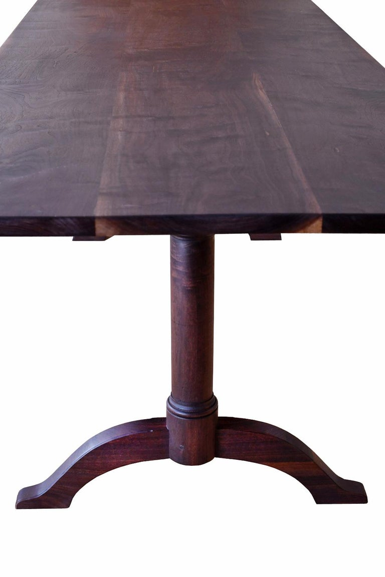 Bonnin Ashley Custom-Made Long & Narrow Dining Table or Sideboard In New Condition For Sale In Miami, FL