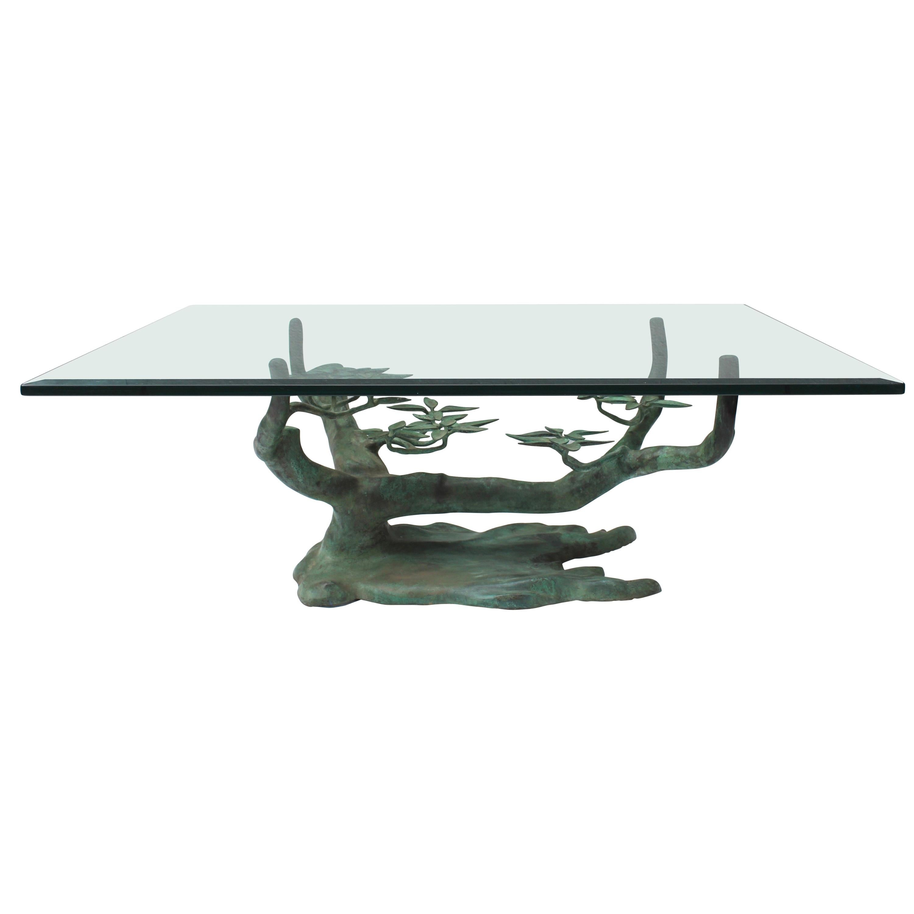 Bonsai Tree Coffee Table by Willy Daro