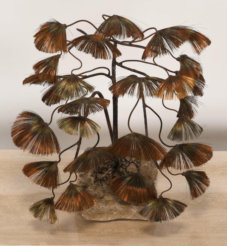 Bonsai Tree Sculpture by John Steck, 1960s For Sale 5