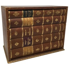 Antique French Book Box