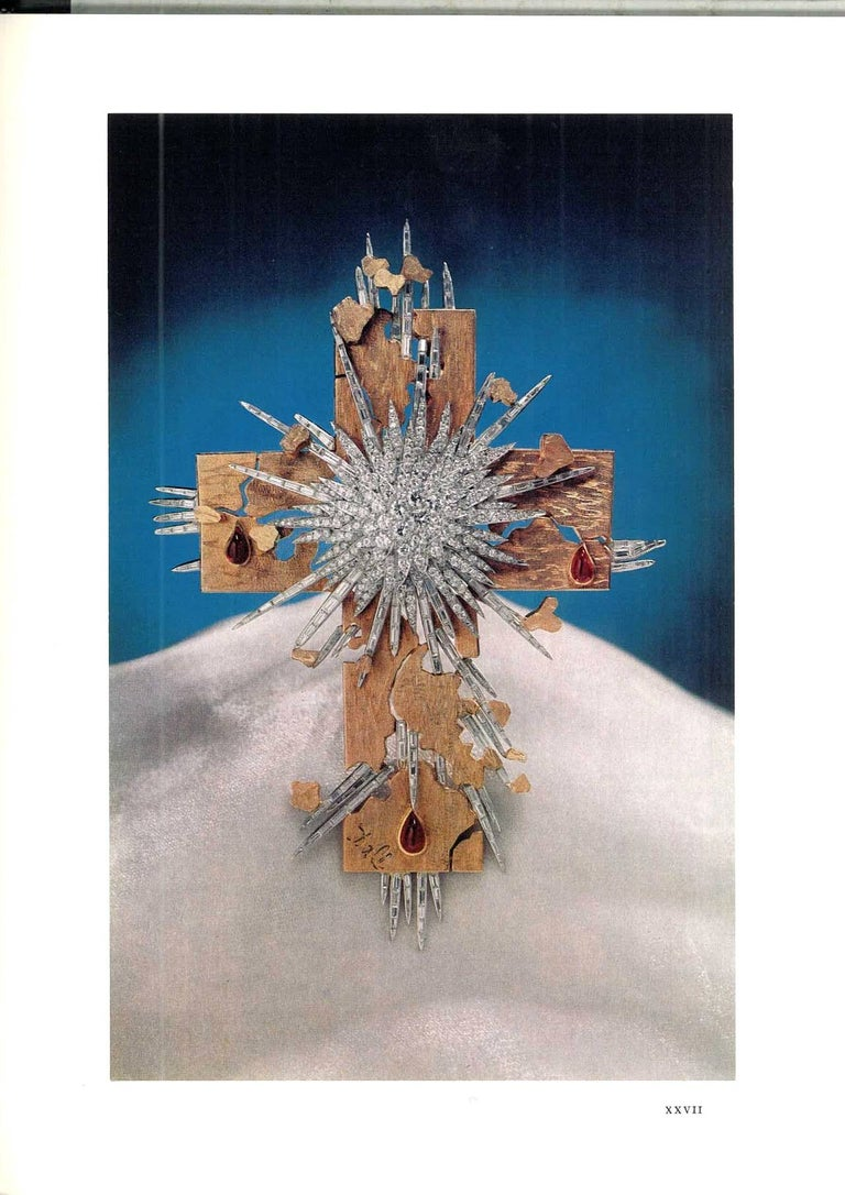 Book of Dali, a Study of his Art-in Jewels 'The Owen Cheatham Foundation', Book For Sale 6